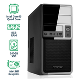 RETRONIC® DG4-C5-8R240S - Core i5 / 8GB RAM / 240GB SSD / Windows 10 Pro_