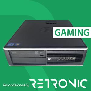 Game PC - Core i5 3470 / 8GB / 500GB / GTX 1050 Ti 4GB / Windows 10