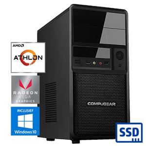 COMPUGEAR Advantage X13 (Athlon + 8GB RAM + 240GB SSD)