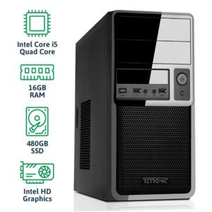 RETRONIC® DG6-C5-16R480S - Core i5 / 16GB RAM / 480GB SSD / Windows 10 Pro