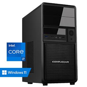 COMPUGEAR Value VC7-16R480S (met Core i7 10700, 16GB RAM en 480GB SSD)