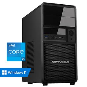 COMPUGEAR Value VC5-8R480S (met Core i5 10400, 8GB RAM en 480GB SSD)