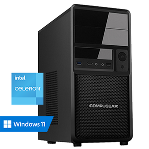 COMPUGEAR Value VCG-8R240S (met Celeron G5900, 8GB RAM en 240GB SSD)