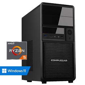 COMPUGEAR Value VR5G-16R480S (met Ryzen 5 3400G, 16GB RAM en 480GB SSD)