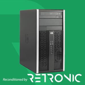 Core i3 2100 / 4GB / 250GB / DVDRW / Windows 10 [HP 6200 Pro MT]