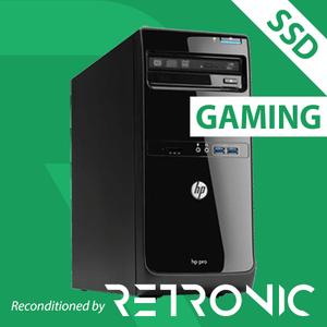 Game PC - Core i5 3470 / 8GB / 240GB SSD / GTX 1050 Ti 4GB / Windows 10