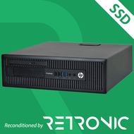 Core i5 6500 / 8GB / 256GB SSD / DVDRW / Windows 10 [HP ProDesk 600 G2 SFF]