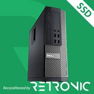 Core i5 4570 / 8GB / 240GB SSD / DVDRW / Windows 10 [Dell Optiplex 3020 SFF]