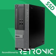 Core i3 2120 / 4GB / 120GB SSD / Windows 10 [Dell Optiplex 390 SFF]